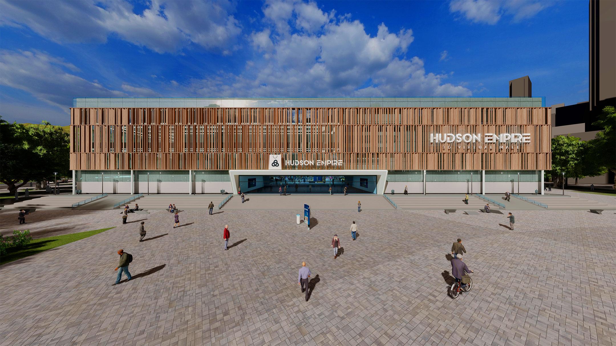 3D Hudson Empire Mall